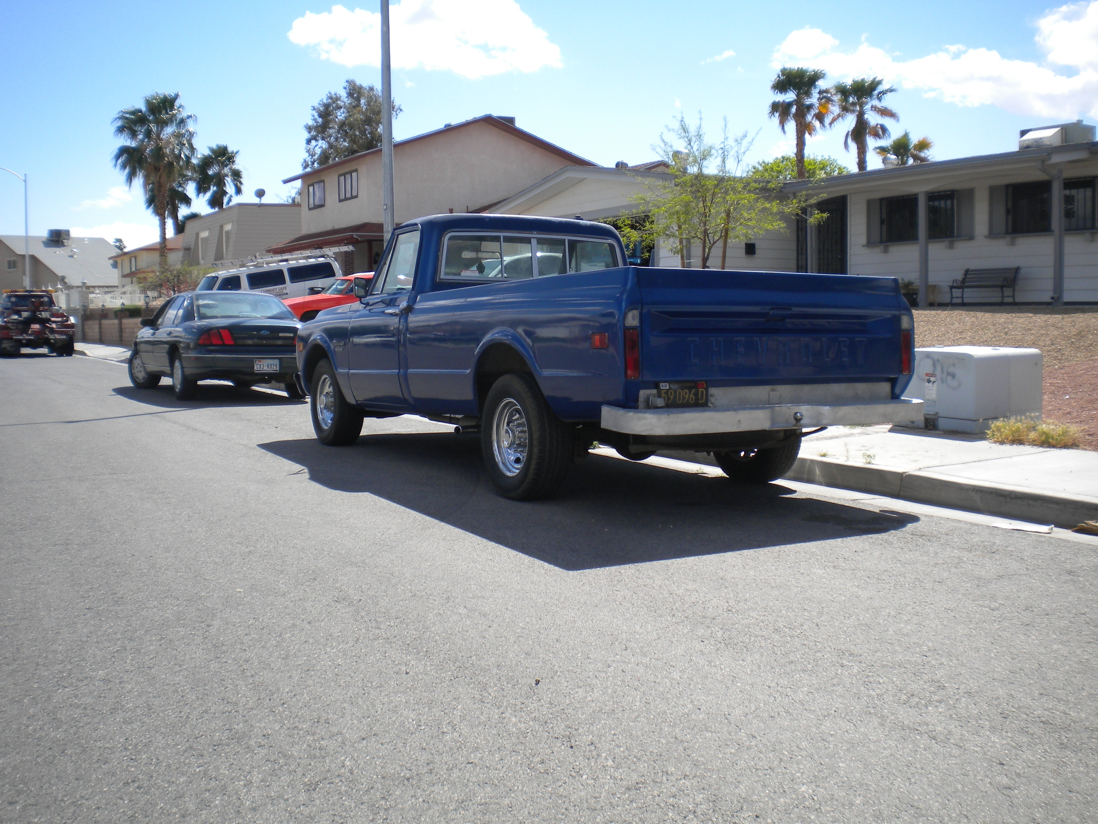 Another 72charger440se 1969 Chevrolet C/K Pick-Up post... - 15708033