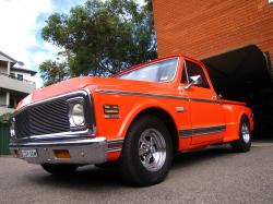 Riviera66AUSTs 1971 Chevrolet C/K Pick-Up