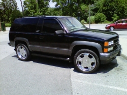 regorego330s 1996 Chevrolet Tahoe