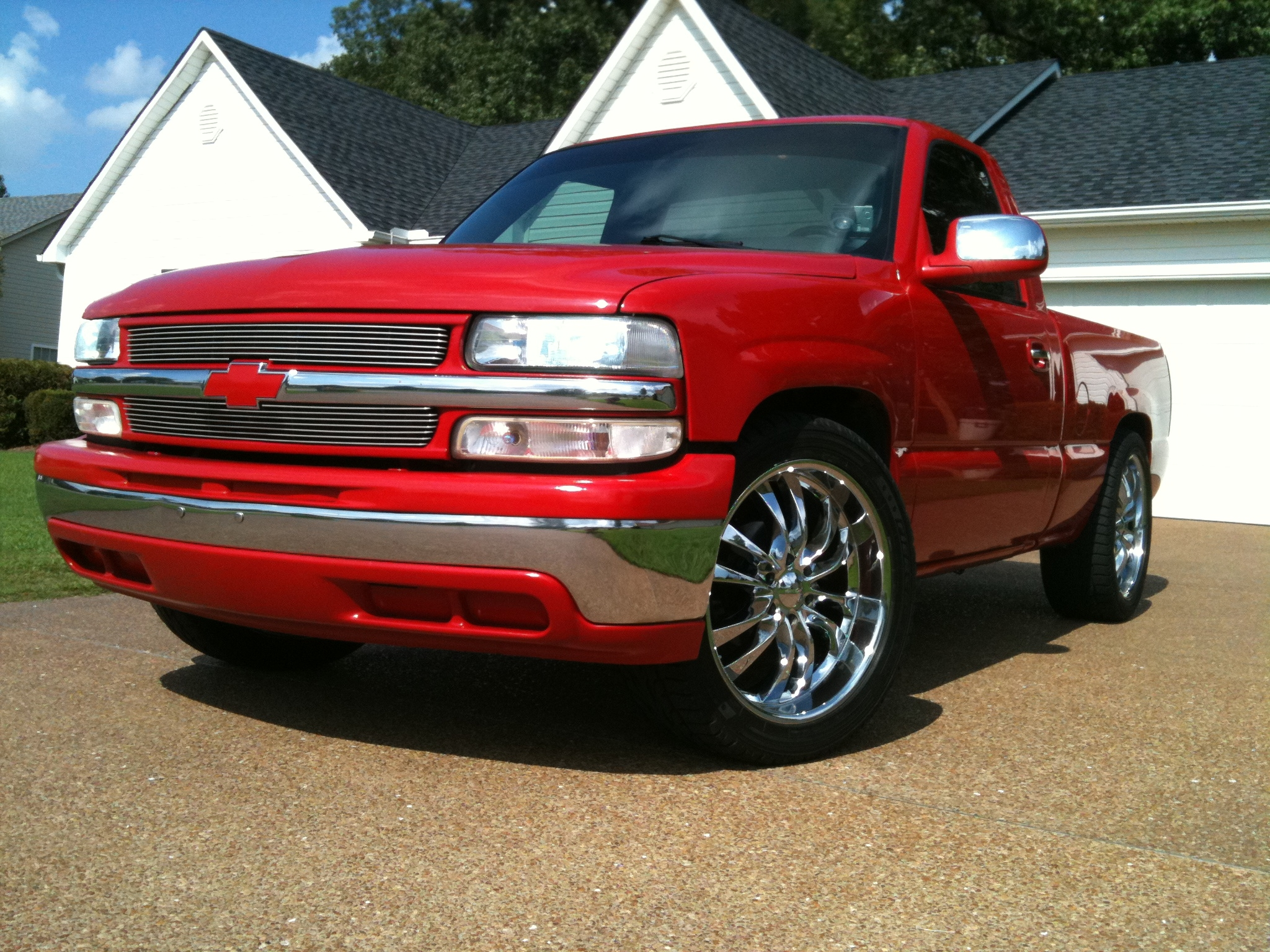 2hott4yall 2001 chevrolet silverado 1500 regular cab specs photos modification info at cardomain. Black Bedroom Furniture Sets. Home Design Ideas