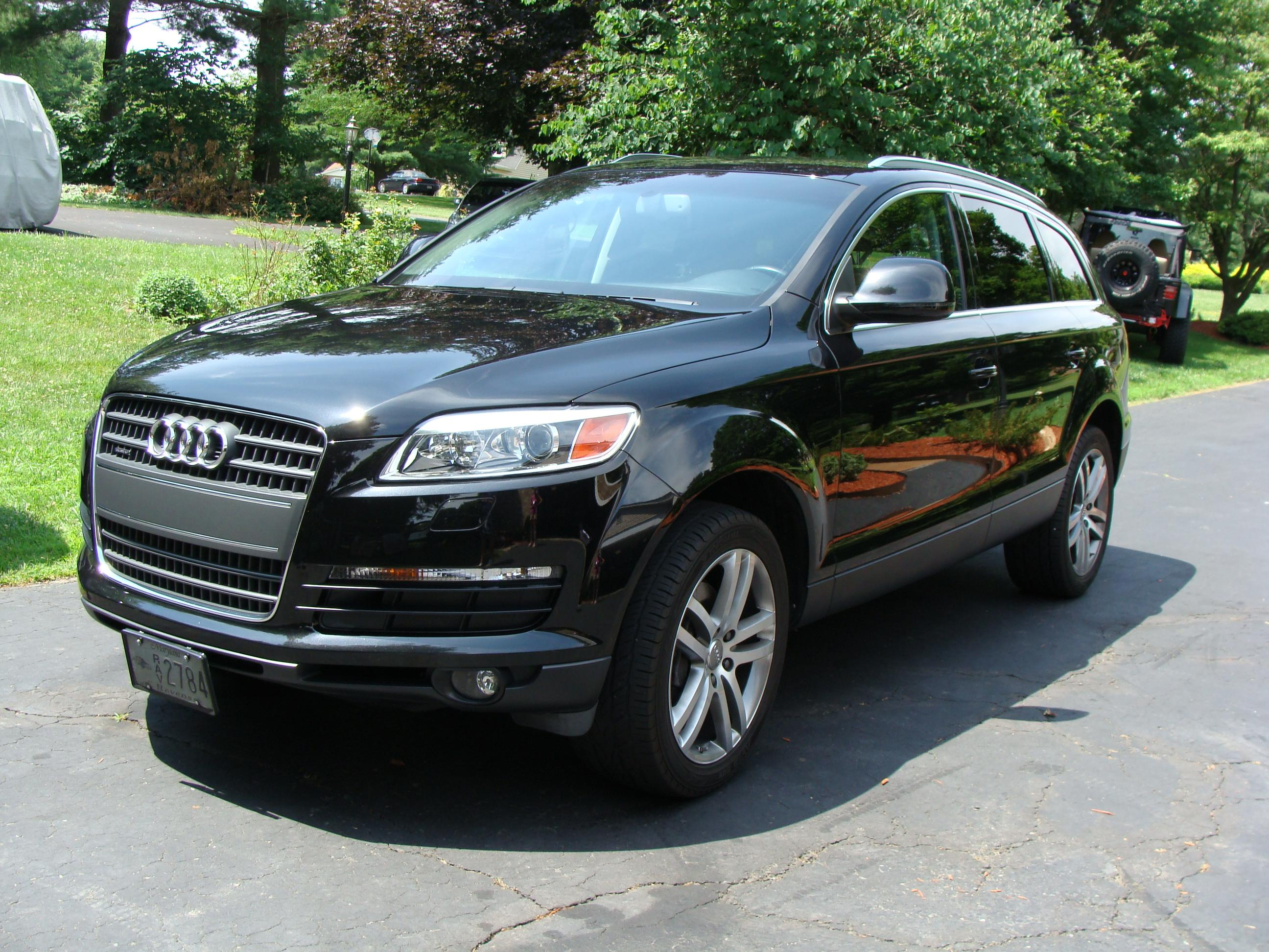 Tshawa 2007 Audi Q7 Specs Photos Modification Info At