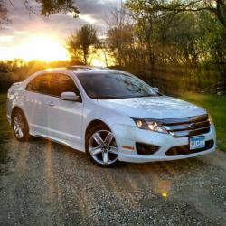rschill28s 2011 Ford Fusion