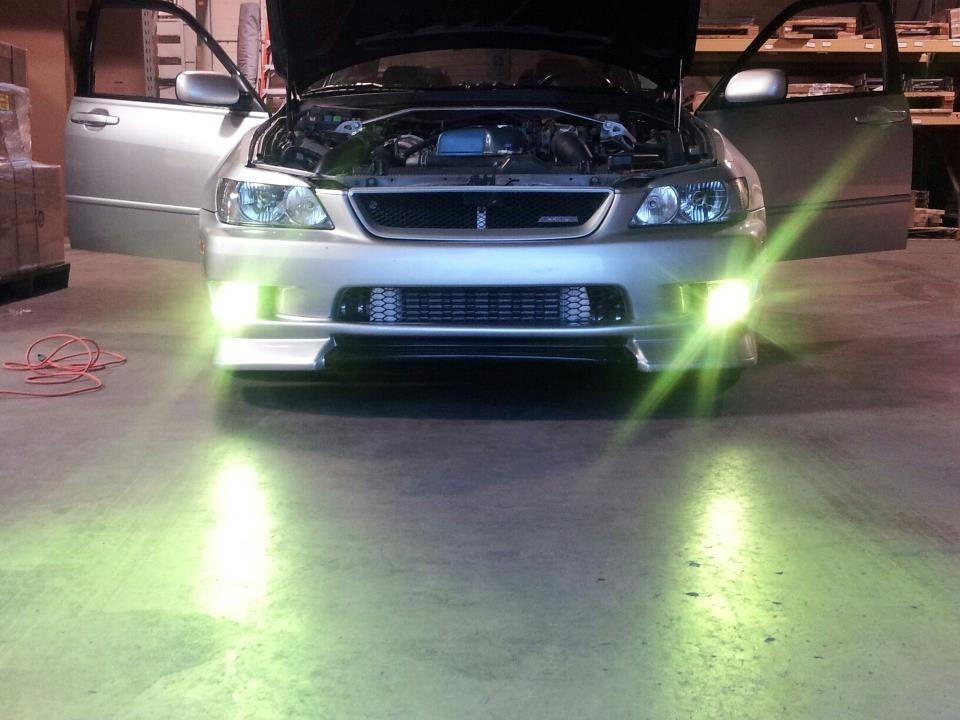 Another Sik_IS 2001 Lexus IS post... - 15704970