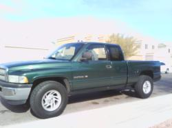 Holla602streets 2000 Dodge Ram 1500 Quad Cab