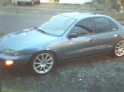 GlickTKDs 1997 Chevrolet Cavalier