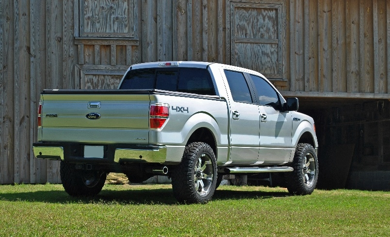 Aque509 2012 Ford F150 SuperCrew Cab 15810718