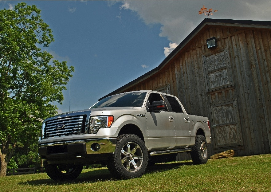 Aque509 2012 Ford F150 Supercrew Cab Specs Photos