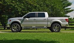 Aque509s 2012 Ford F150 SuperCrew Cab