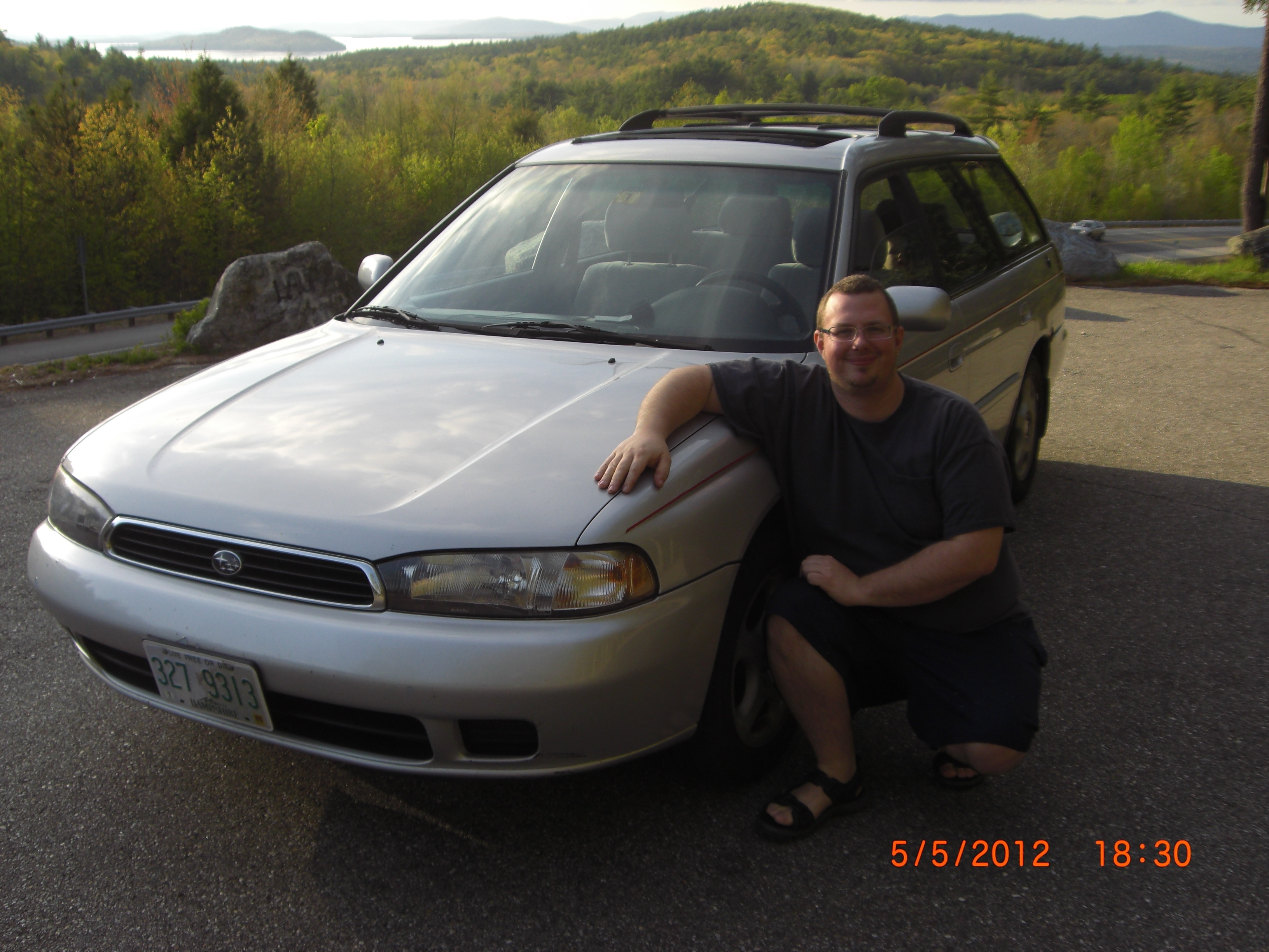 Another rickmfromnh 1996 Subaru Legacy post... - 15755400