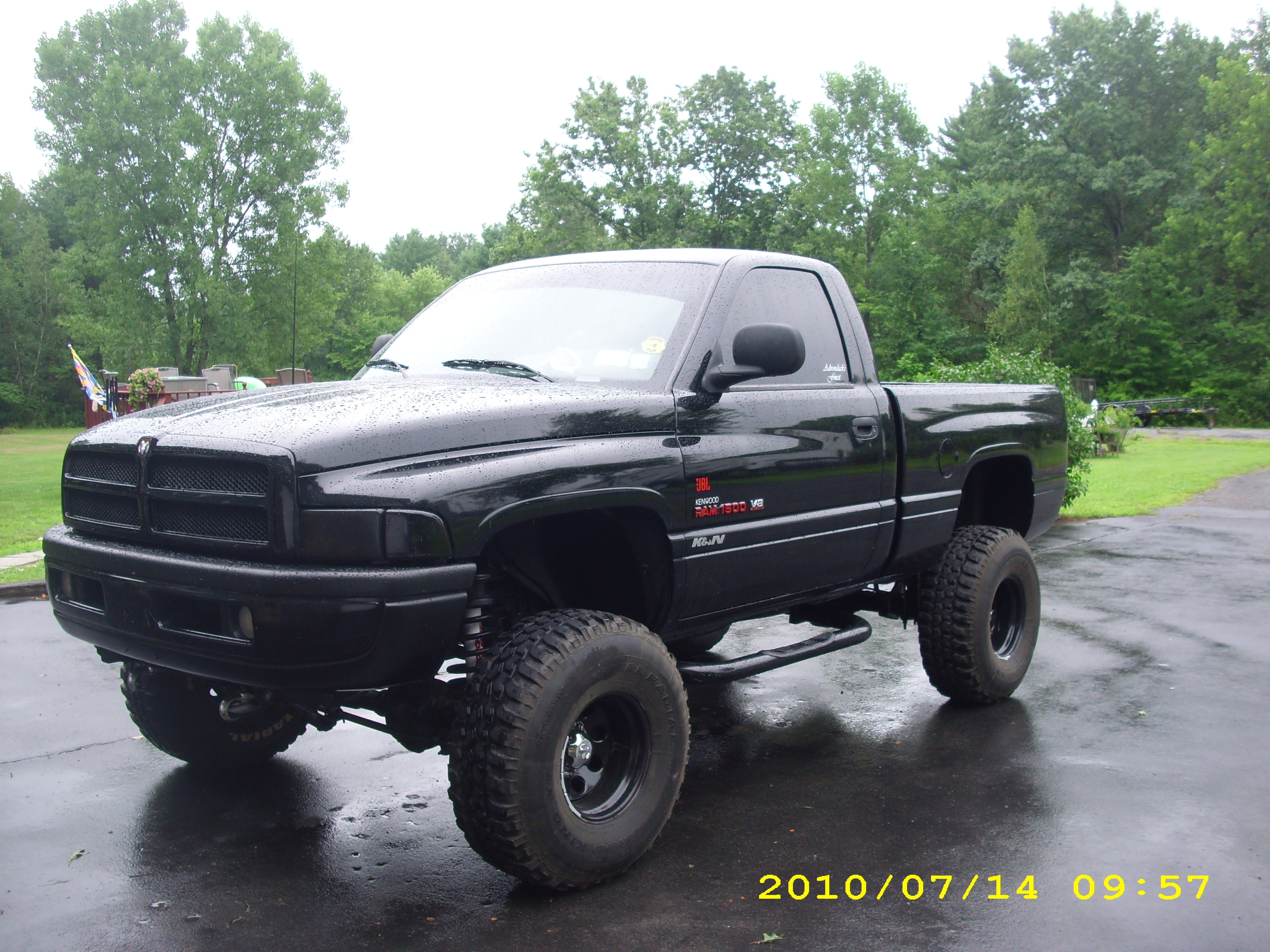 high rollerz 1998 dodge ram 1500 regular cab specs photos. Black Bedroom Furniture Sets. Home Design Ideas