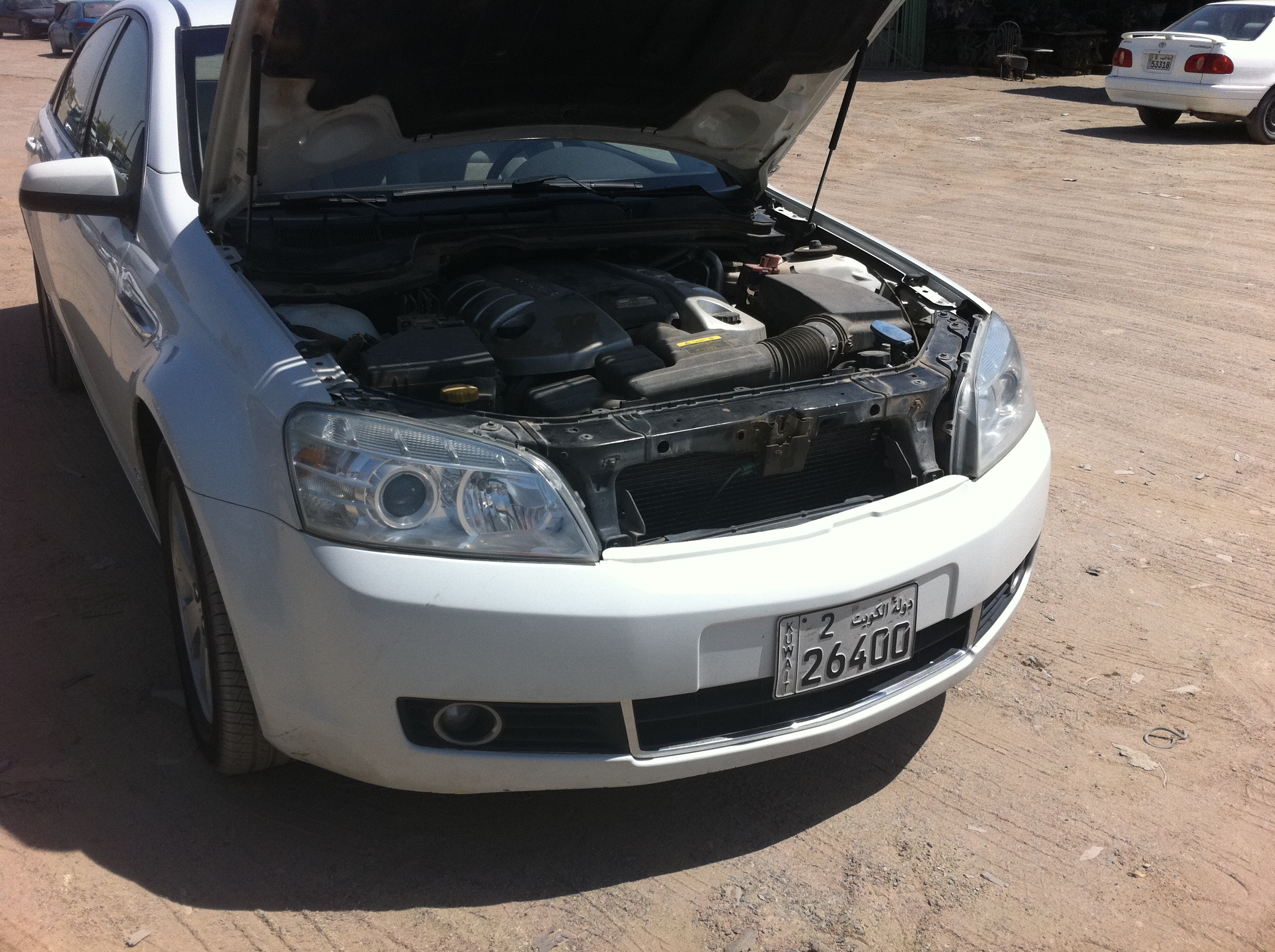 Another Coyote2004 2008 Holden Statesman post... - 15761185