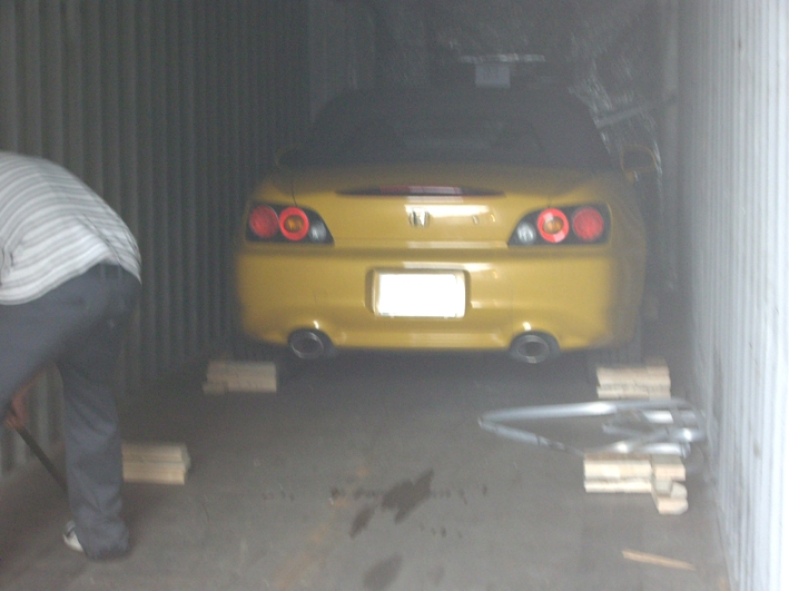 Another Vaness Garge 2005 Honda S2000 post... - 15761319