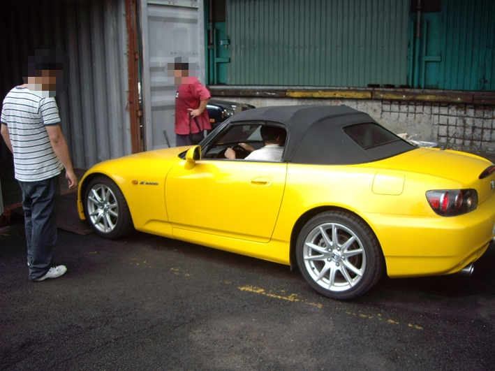 Another Vaness Garge 2005 Honda S2000 post... - 15761334