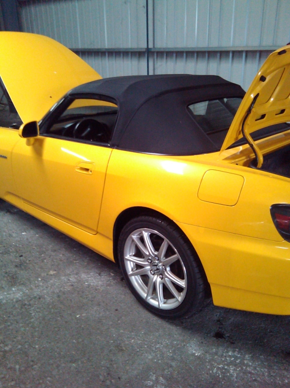 Another Vaness Garge 2005 Honda S2000 post... - 15761370