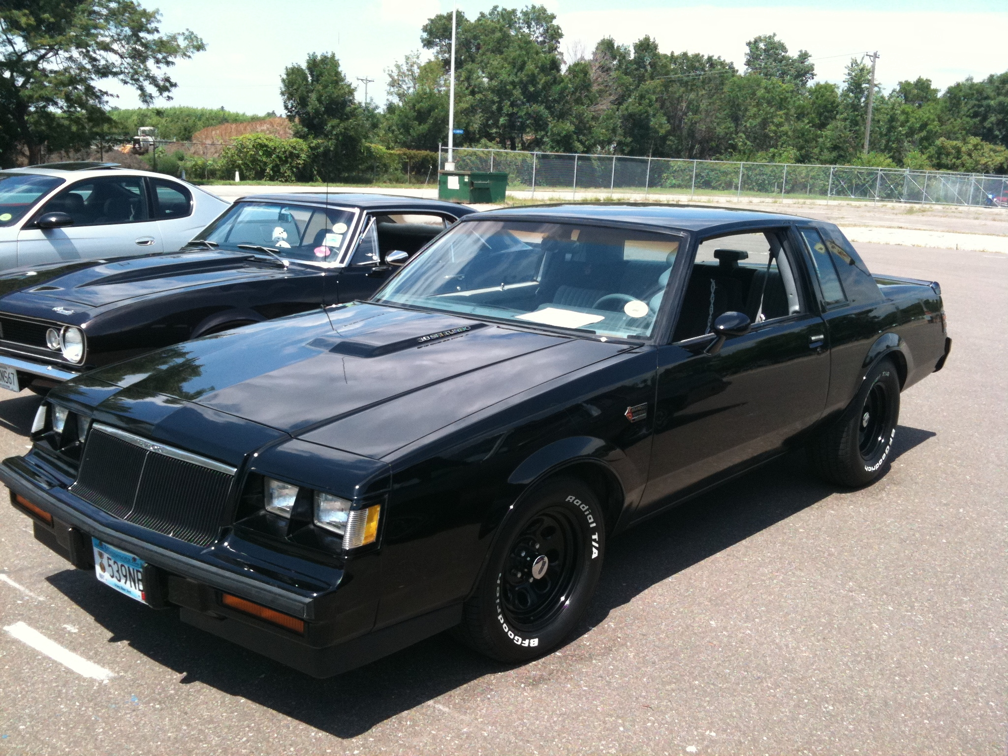 squirrelmaster28 1986 buick grand national specs photos