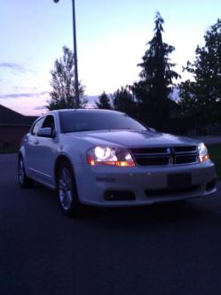 ghfdcfs 2011 Dodge Avenger