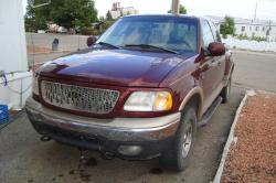 pony_man 1999 Ford F150 Super Cab