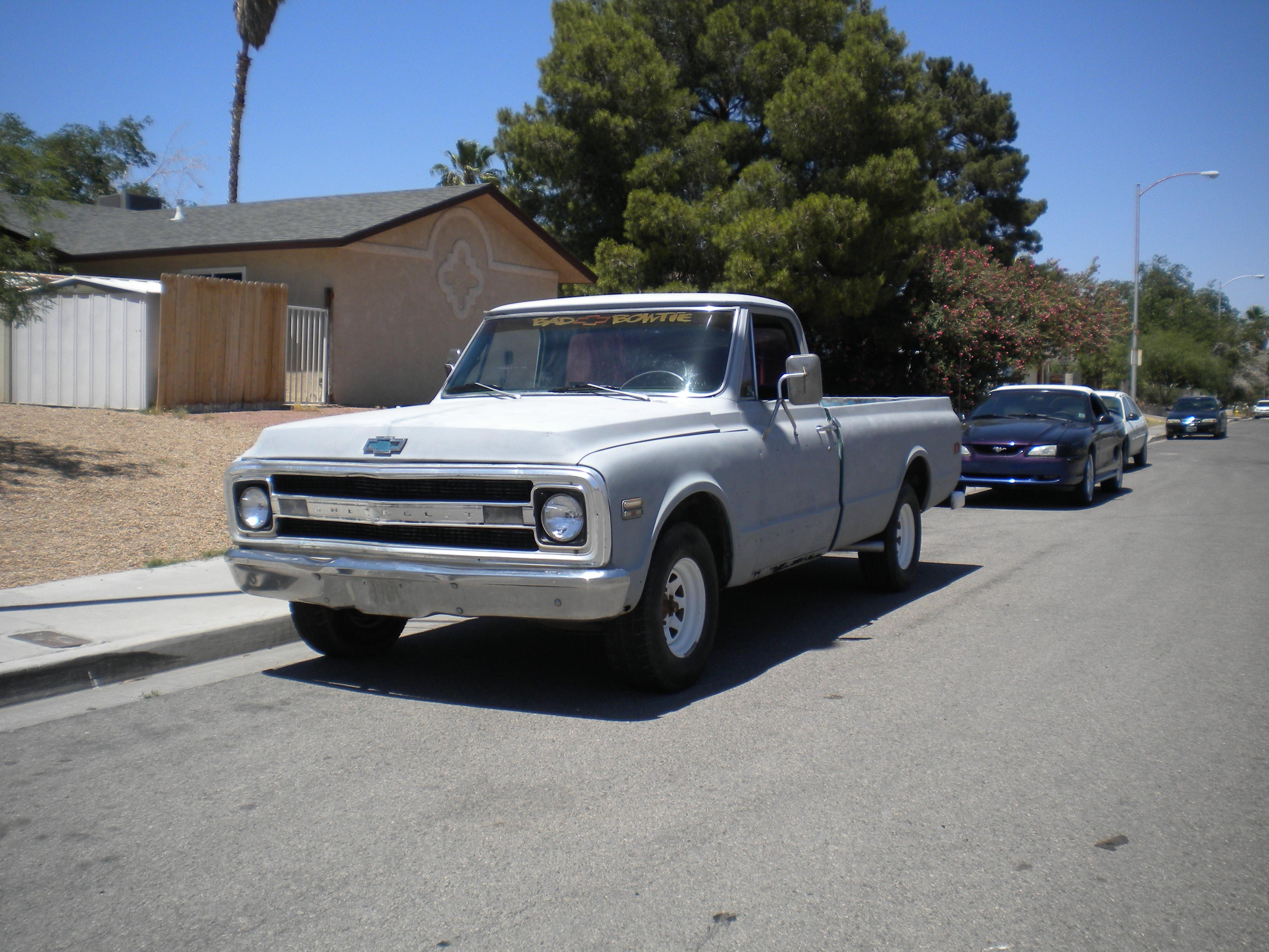 Another 72charger440se 1970 Chevrolet C/K Pick-Up post... - 15772108