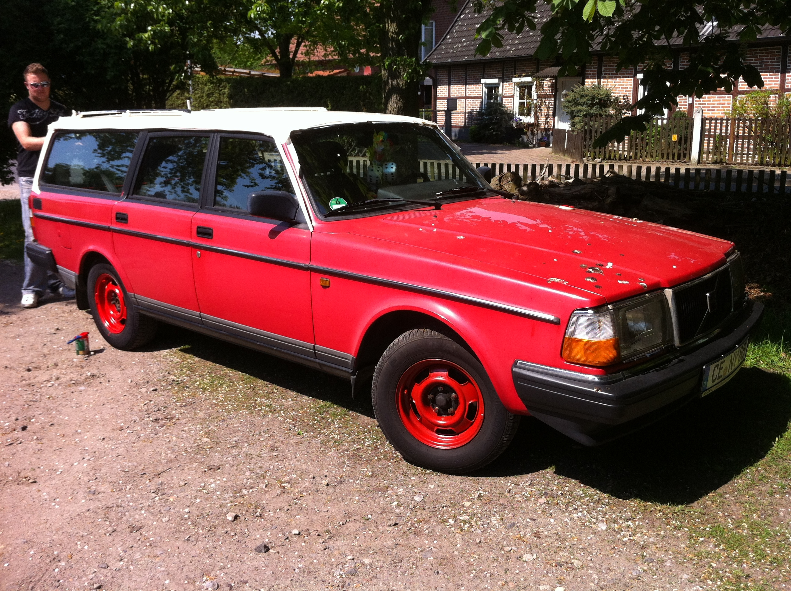 Another Leon_B 1991 Volvo 200-Series post... - 15772165