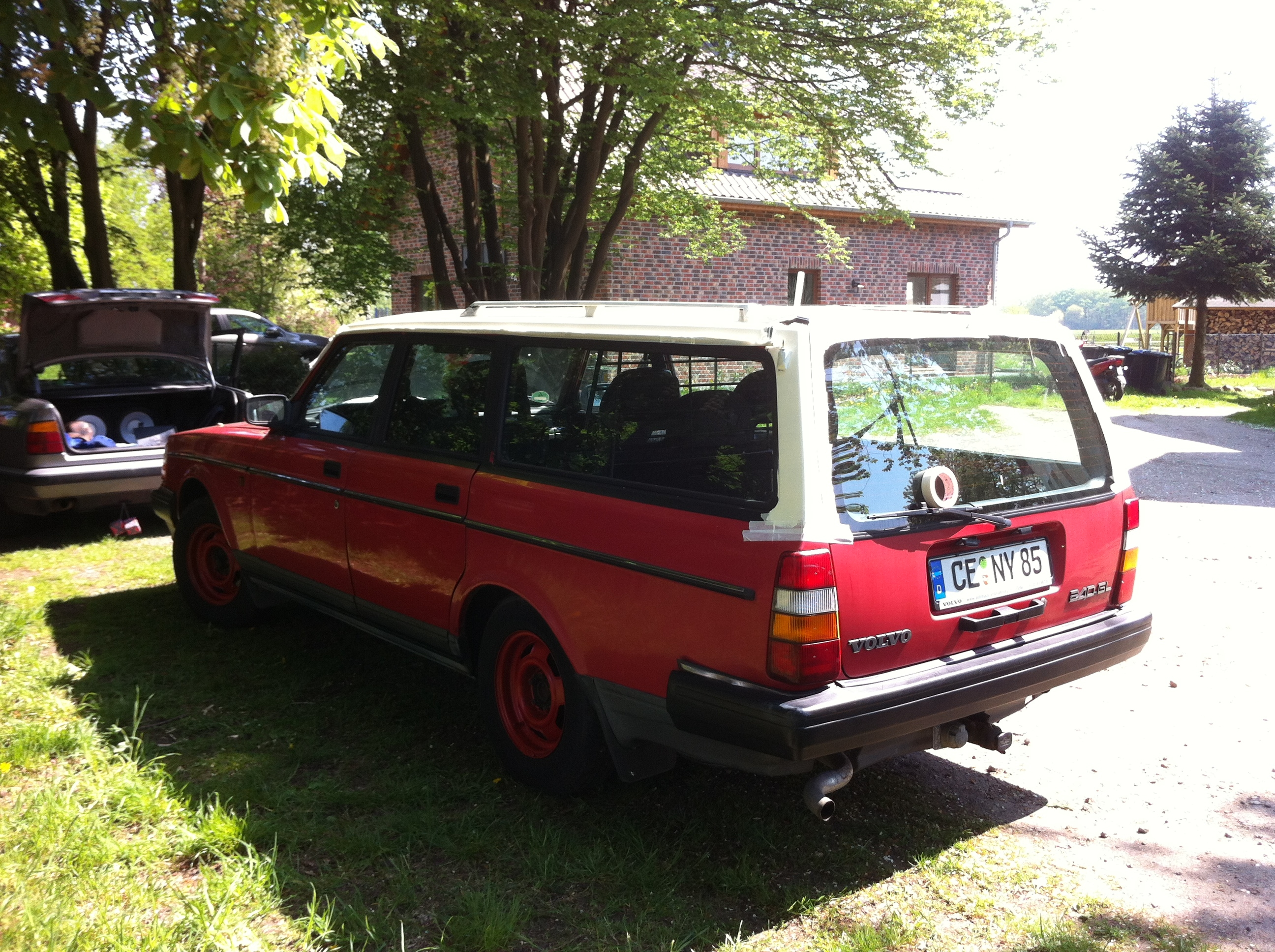 Another Leon_B 1991 Volvo 200-Series post... - 15772179