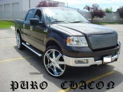 BrownLobos 2005 Ford F150 SuperCrew Cab