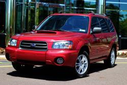 SHIFT_5speed 2004 Subaru Forester