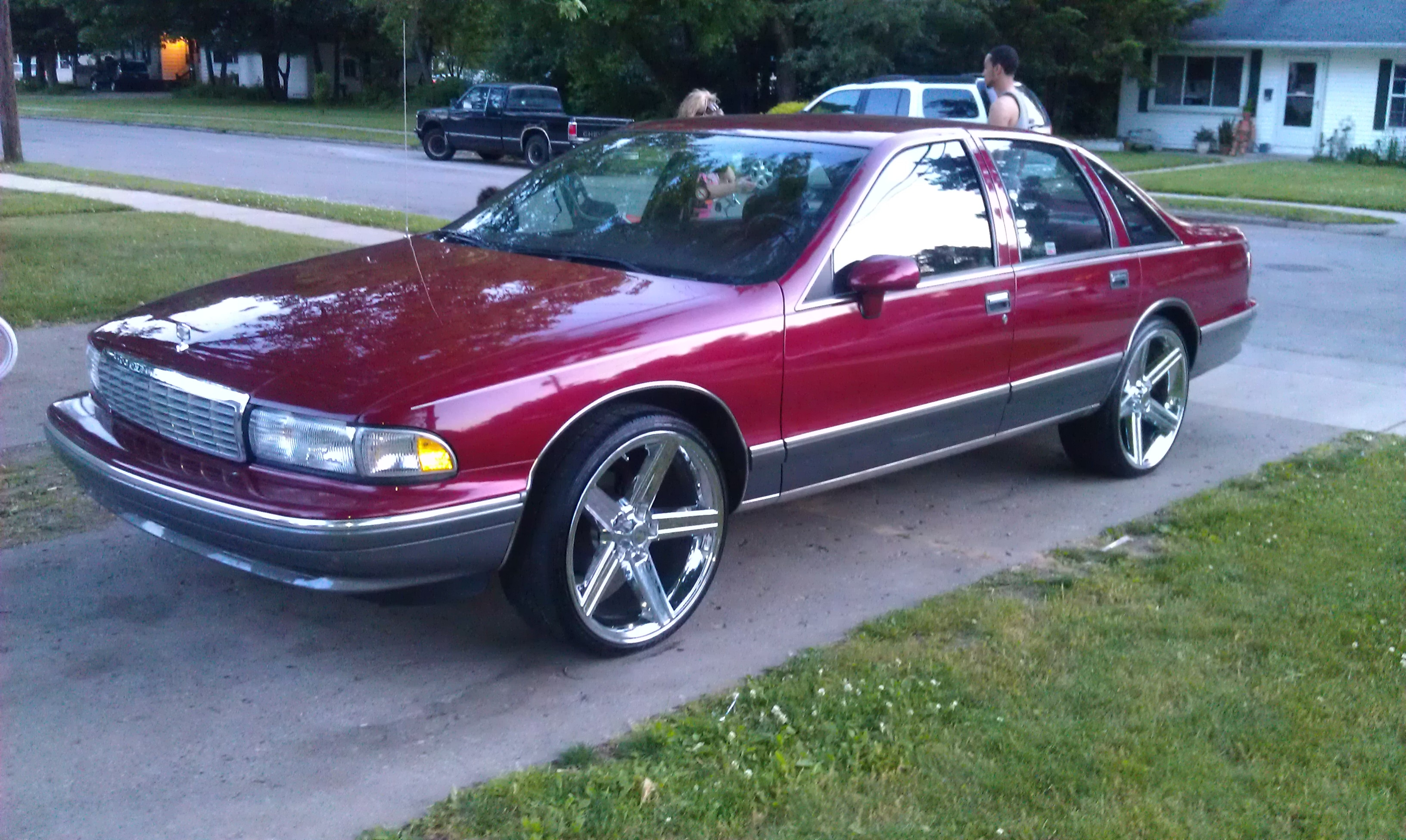 Another kobe21 1993 Chevrolet Caprice Classic post... - 15798526