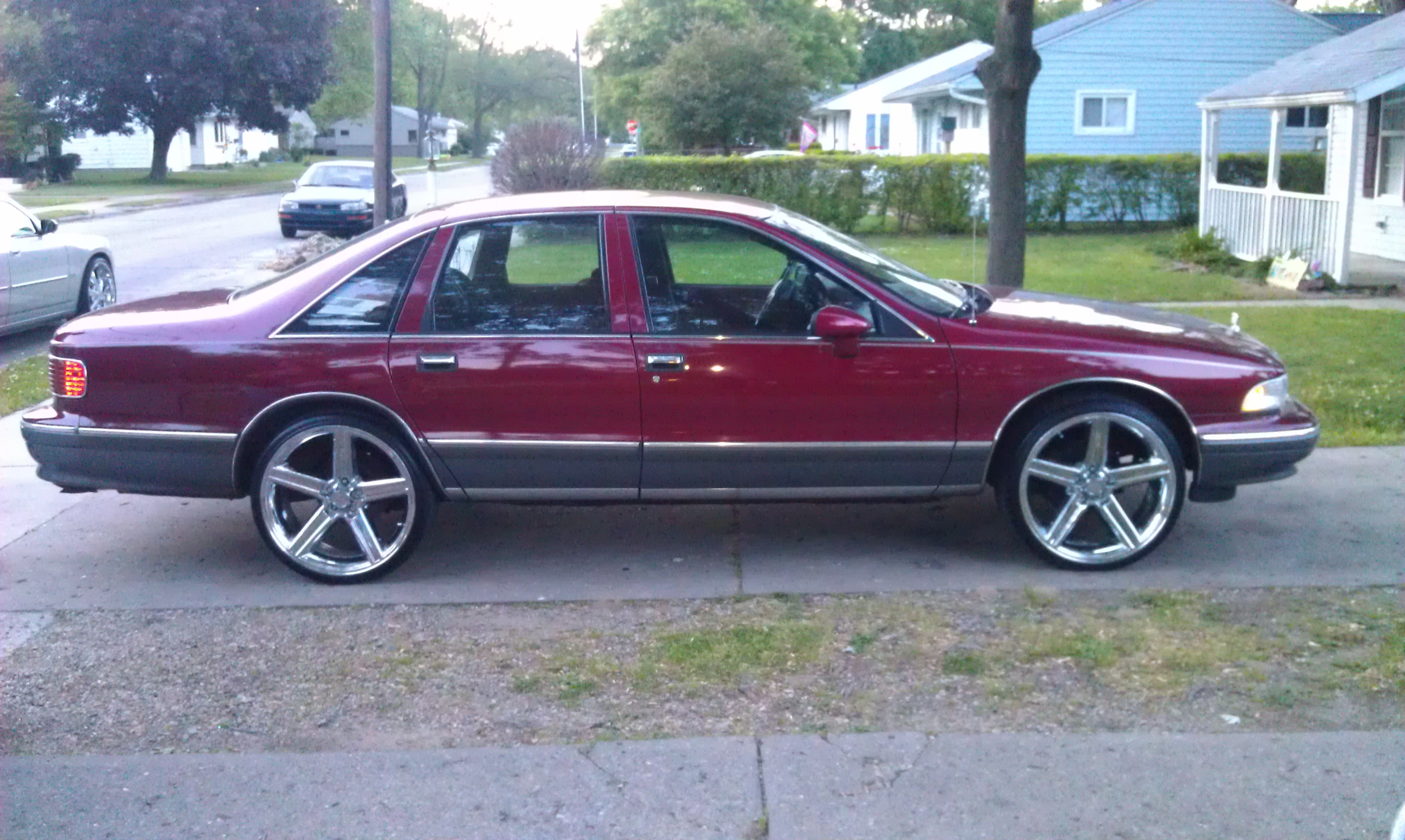 Another kobe21 1993 Chevrolet Caprice Classic post... - 15798529