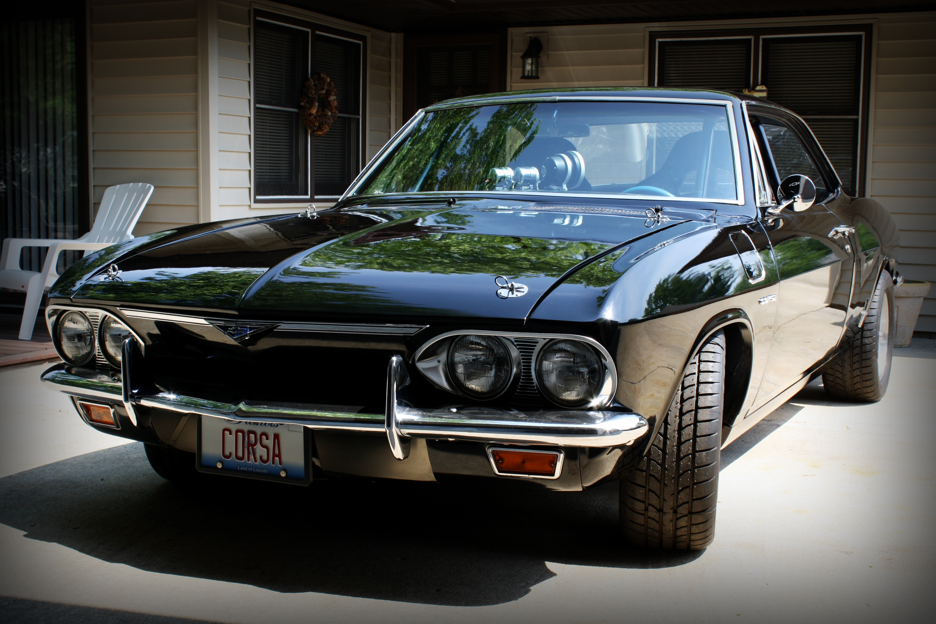 JKAII's 1965 Chevrolet Corvair