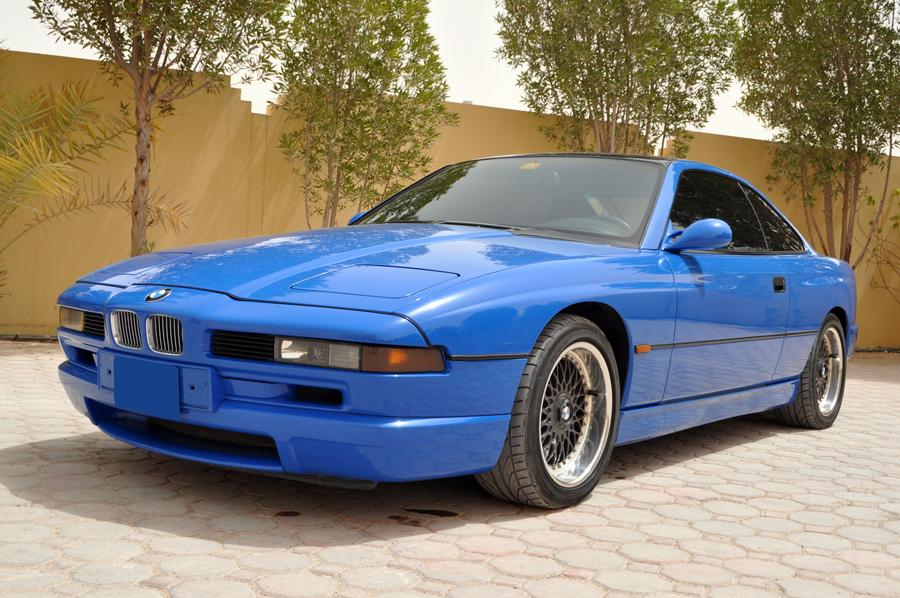 alyehli's 2000 BMW 8 Series