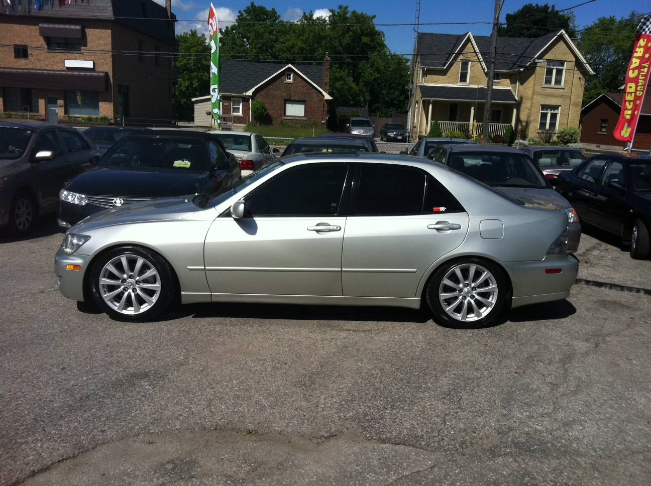 Another FARID_786 2001 Lexus IS post... - 15807174
