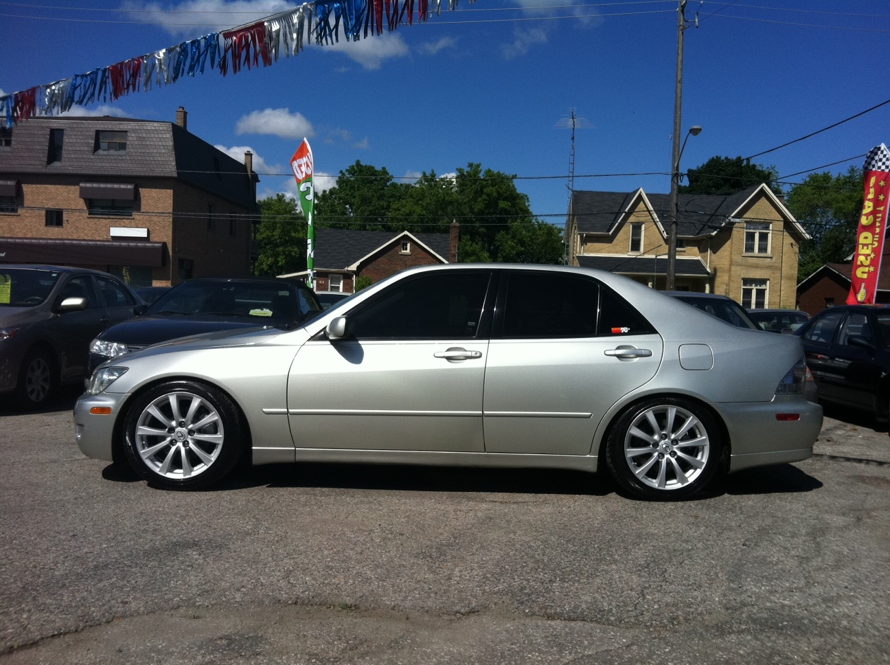 Another FARID_786 2001 Lexus IS post... - 15807175