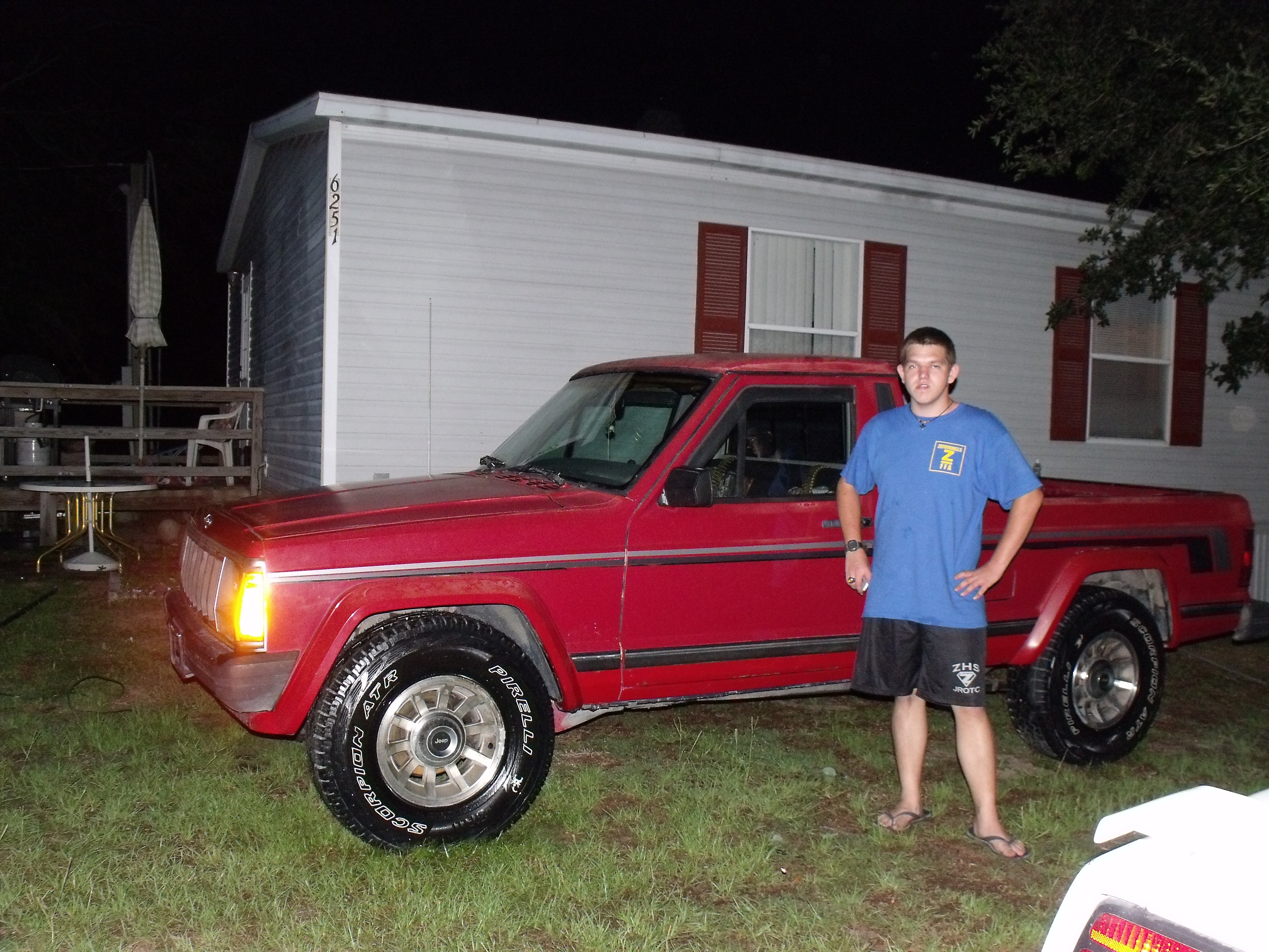 Btm24's 1989 Jeep Comanche Regular Cab