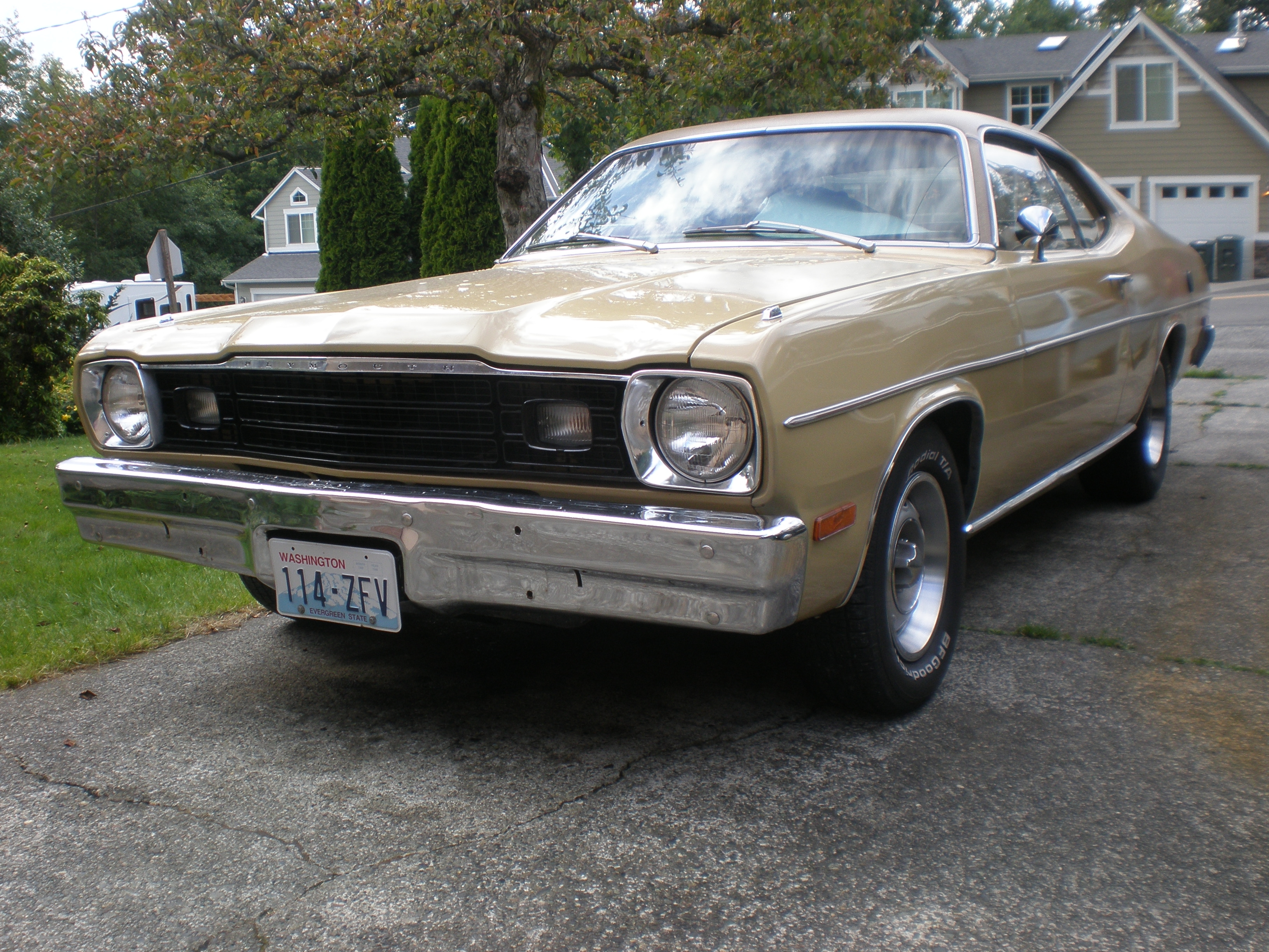 Land Rover Seattle >> Dustergirl75 1975 Plymouth Duster Specs, Photos ...