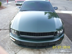 bullitt08dubs 2008 Ford Mustang