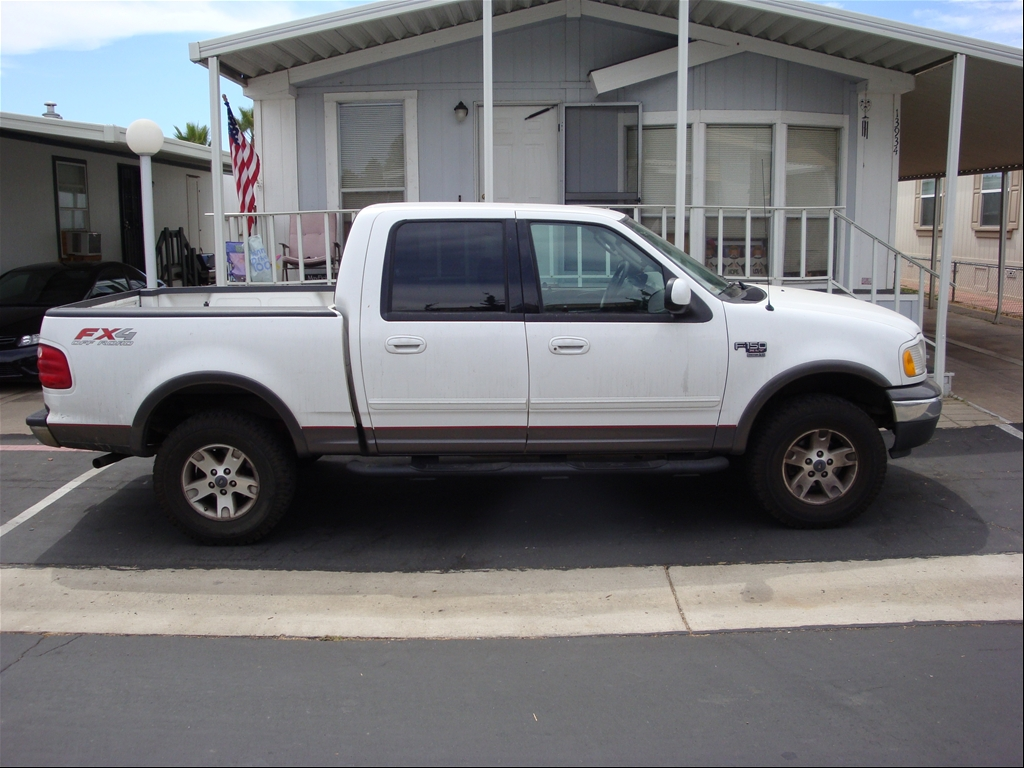 Barber Yuba City : com2003 Ford F150 Super Cab Beast - Poway, CA owned by Cappo858