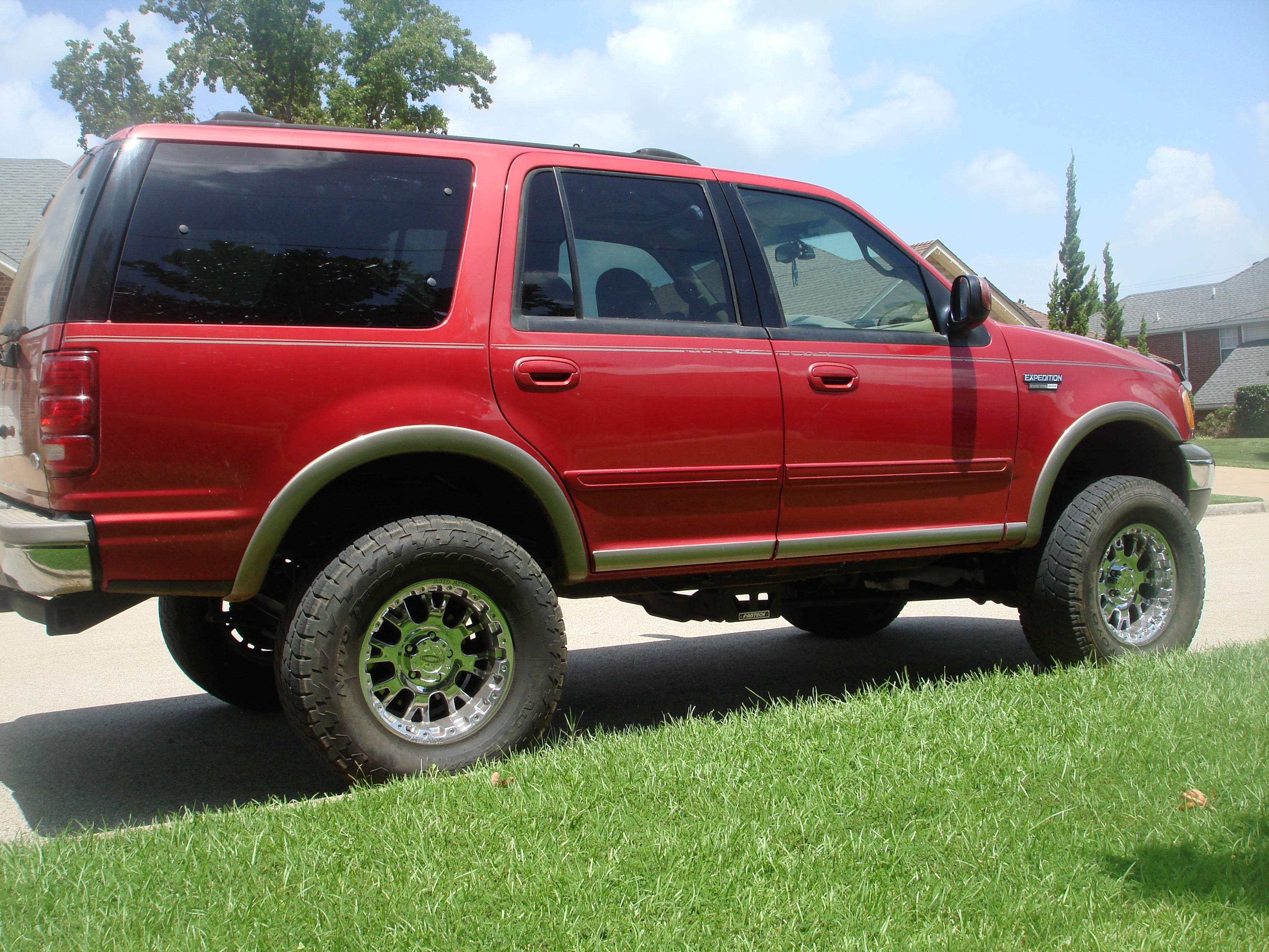 lgvslabryder  ford expeditioneddie bauer sport utility  specs  modification info