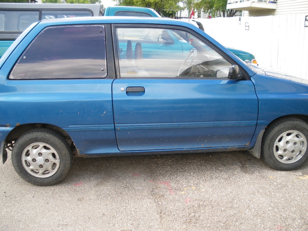 ReZurrection 1991 Ford Festiva 14592229