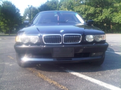 C.R.E.A.Ms 2001 BMW 7 Series