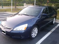 dmcdonald87s 2007 Honda Accord