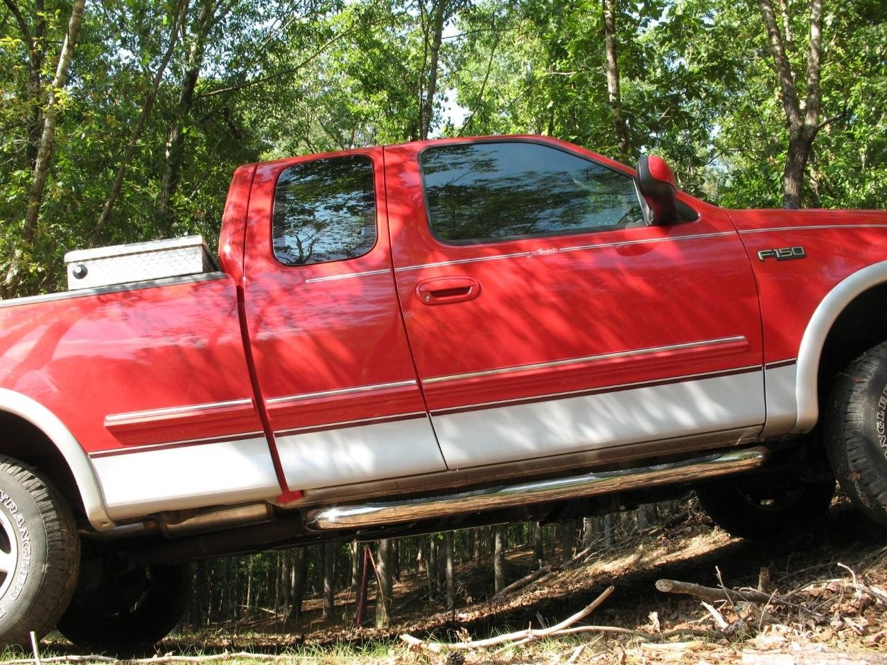 thallman 1997 ford f150 super cab specs photos. Black Bedroom Furniture Sets. Home Design Ideas