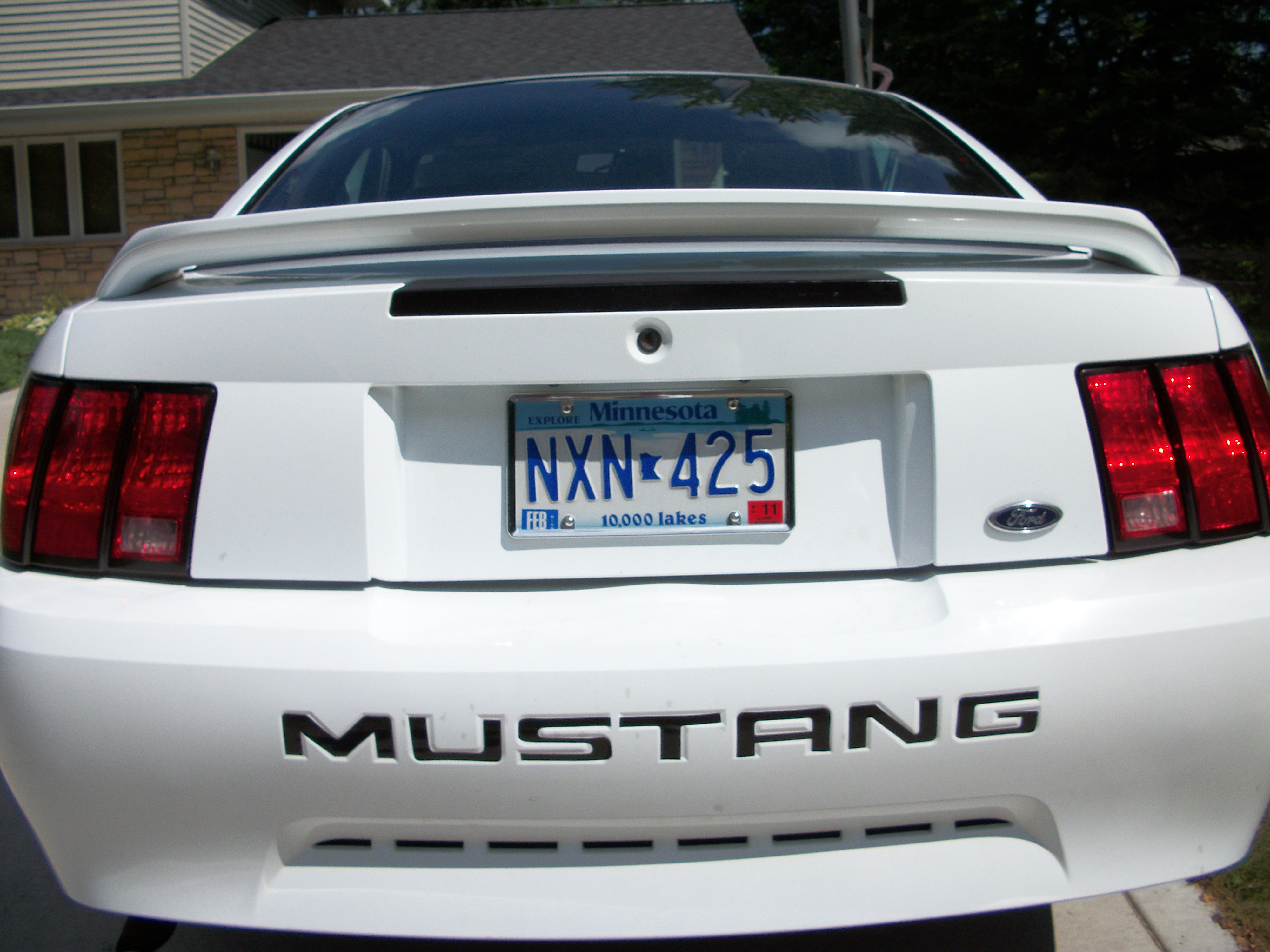 Another ALLxDAY 1999 Ford Mustang post... - 14614436