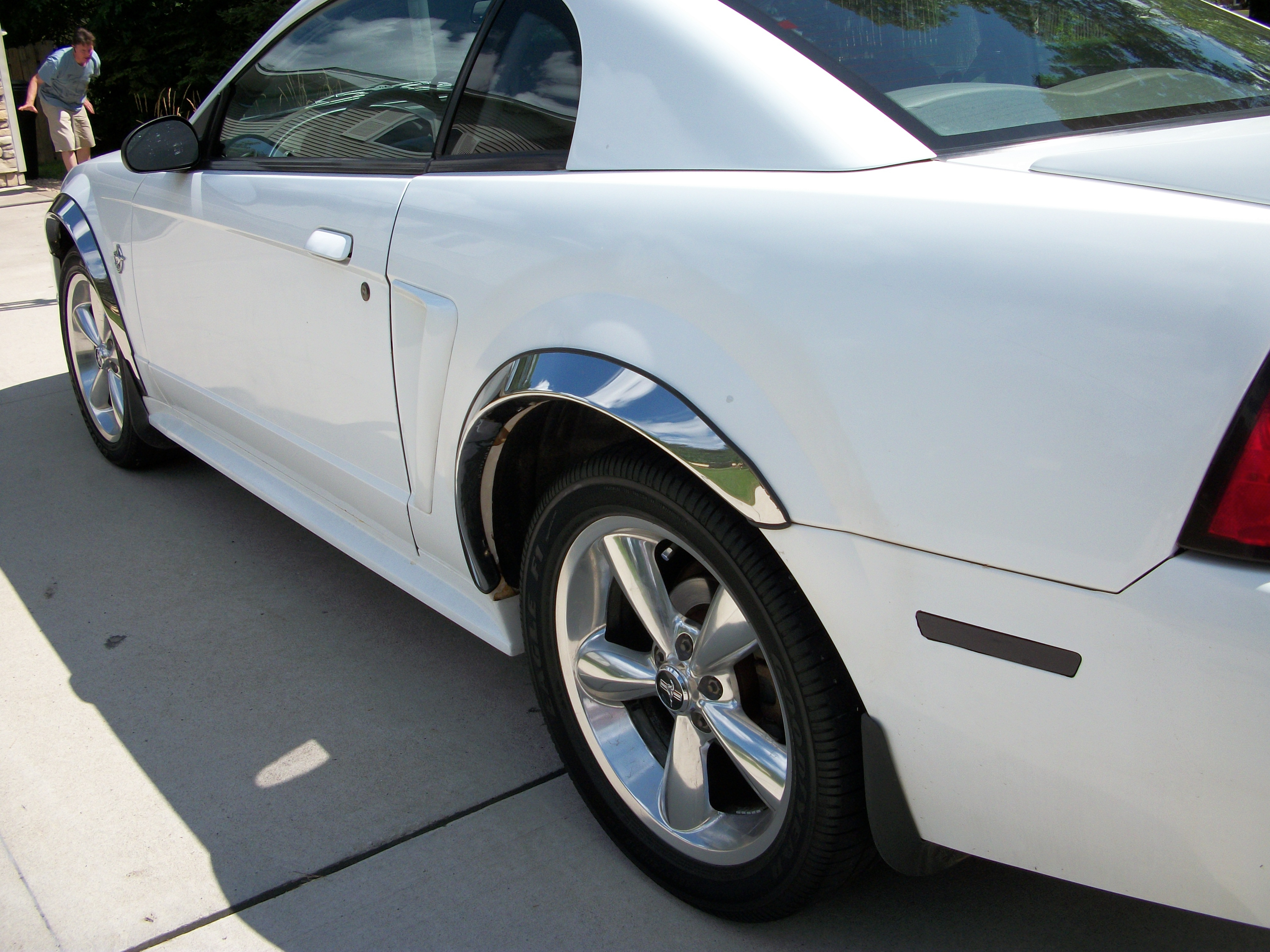 Another ALLxDAY 1999 Ford Mustang post... - 14614438