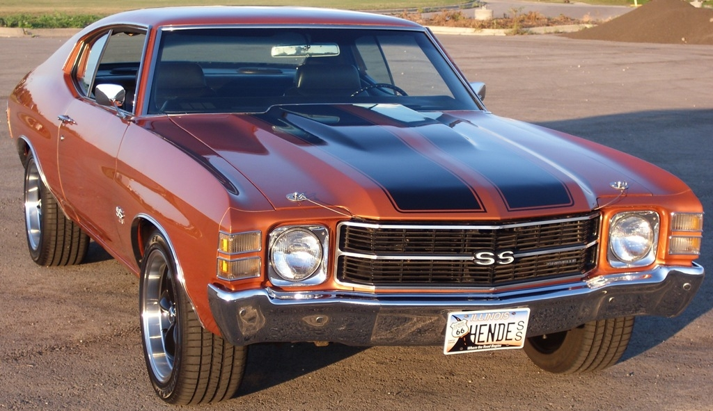 Another 1971-Chevelle-SS 1971 Chevrolet Chevelle post... - 14620202