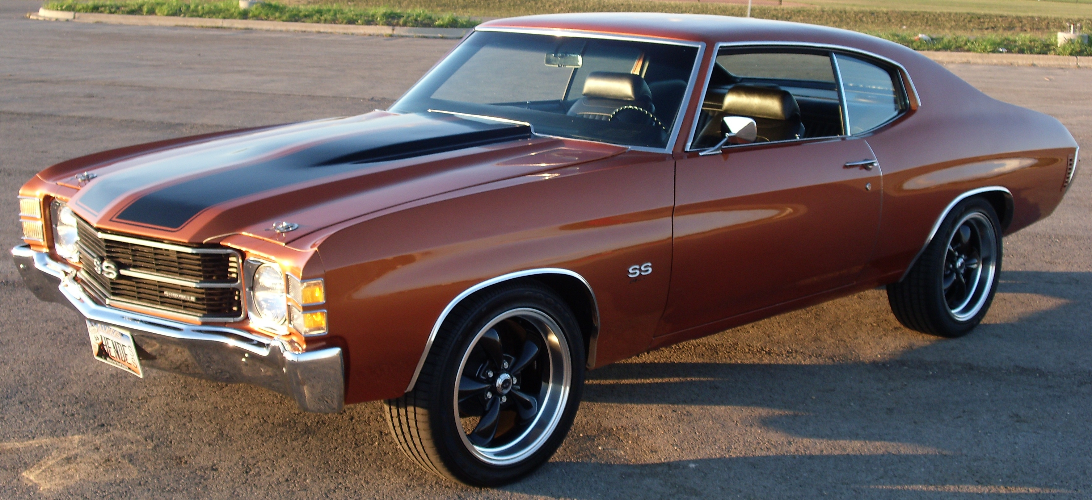 Another 1971-Chevelle-SS 1971 Chevrolet Chevelle post... - 14620203