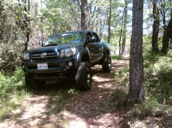 dirtbiker347 2009 Toyota Tacoma Double Cab