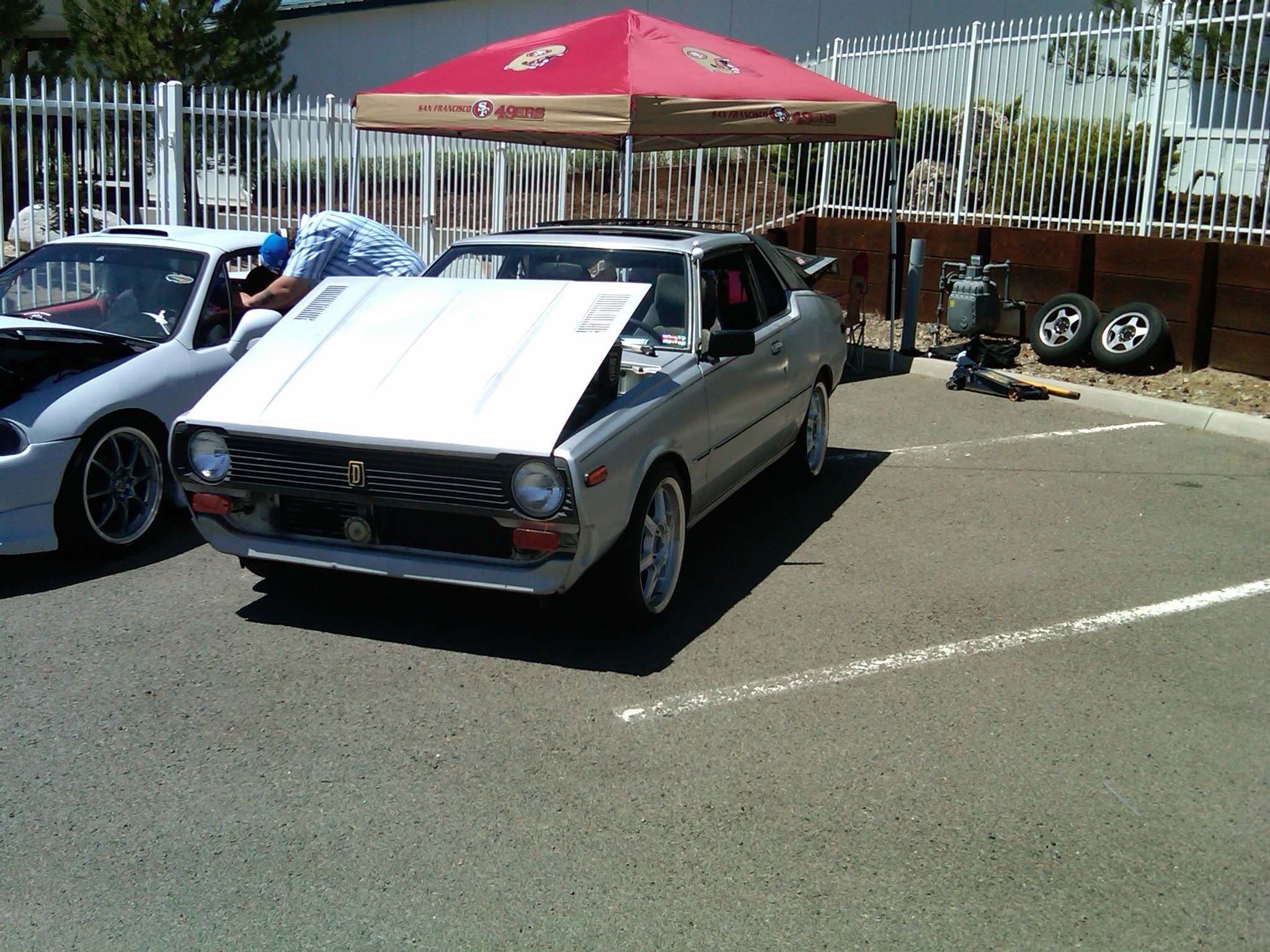 Another phatkyde 1980 Datsun 310 post... - 14628116