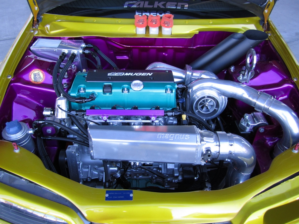 Whats This Purple Color For Engine Bay Help Honda Tech Honda Forum Discussion