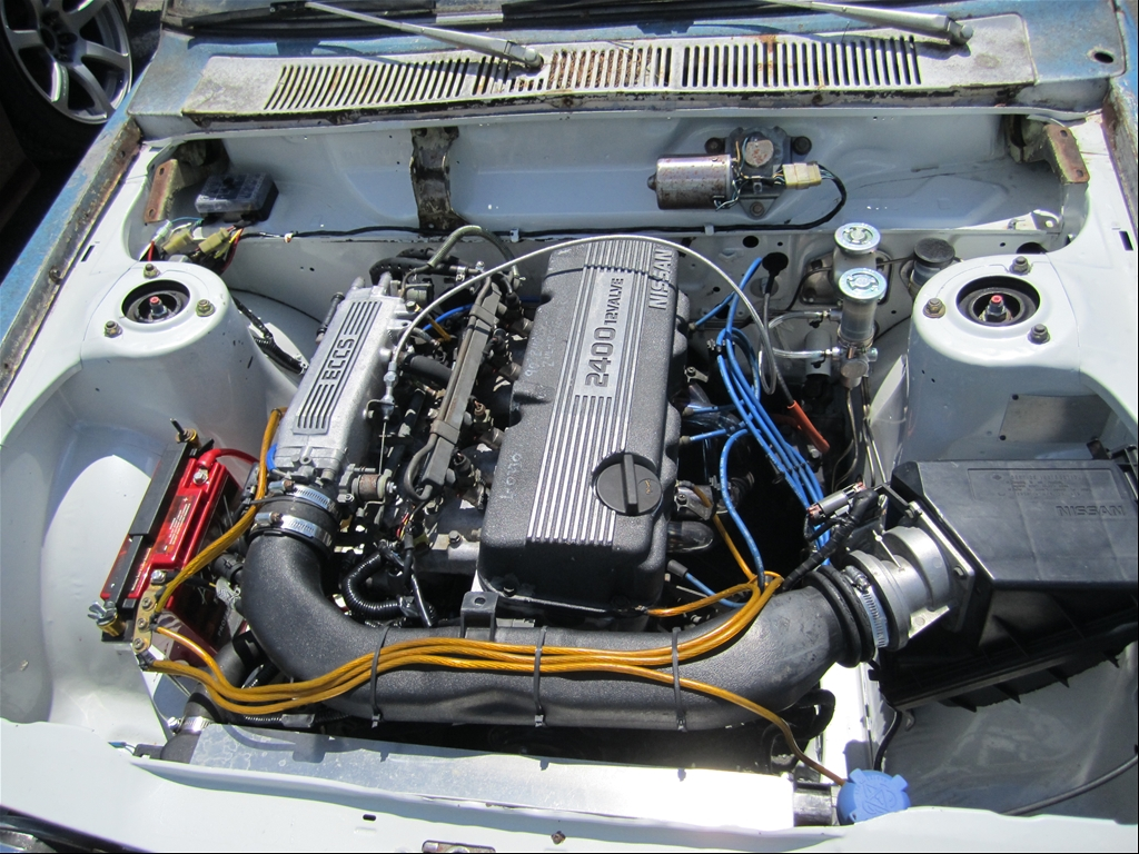 Nissan 240sx Engines Diagram Example Electrical Wiring 1992 Pickup Engine Ka24 Free Image For User 97