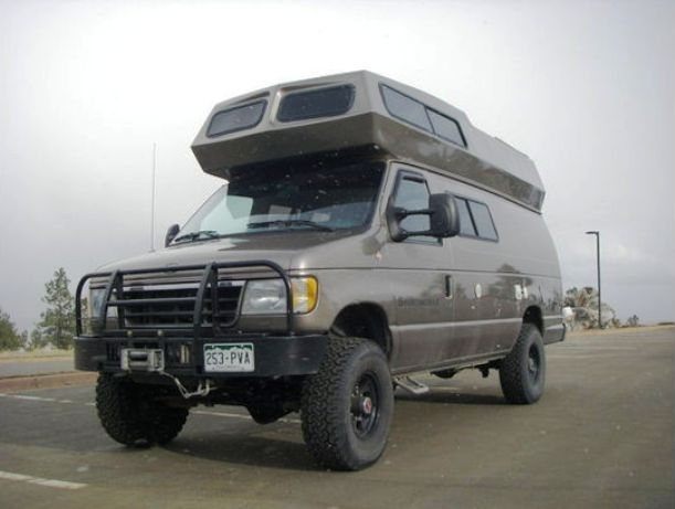 Lastest 23 Extreme OffRoad Camper Vans That Can Handle Anything